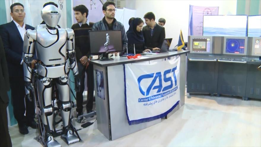 El Toque: 1- Robot iraní humanoide 2- Patrimonio de Xochimilco 3- Bam en Irán 4- Pinturas rupestres de 44 mil años 5- Atleta en Filipinas