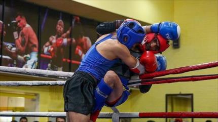 Irán se corona campeón asiático de Muay Thai