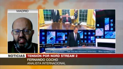 Cocho: EEUU sanciona a Nord Stream por dar poder a Rusia