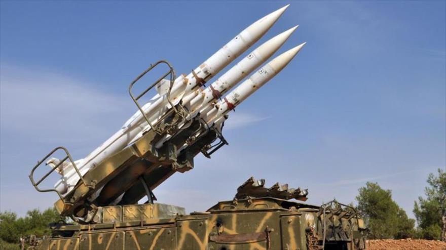 Defensa antiaérea de Siria repele un ataque con misiles de Israel | HISPANTV
