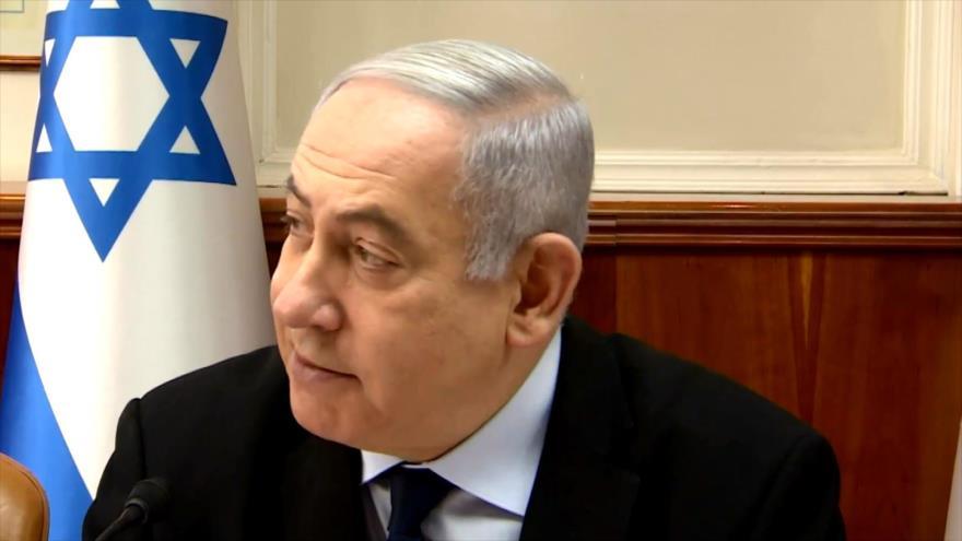 "Netanyahu tacha de ""absurda"" la decisión antisraelí de CPI"