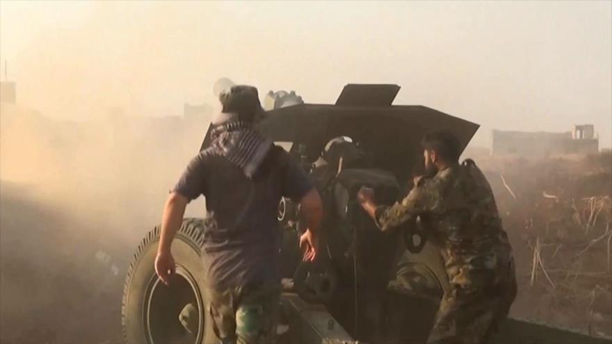 Siria logra significativos avances ante terroristas en Idlib