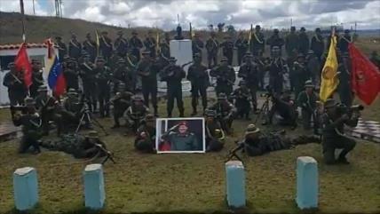Venezuela acusa a Perú, Colombia y Brasil de apoyar a golpistas