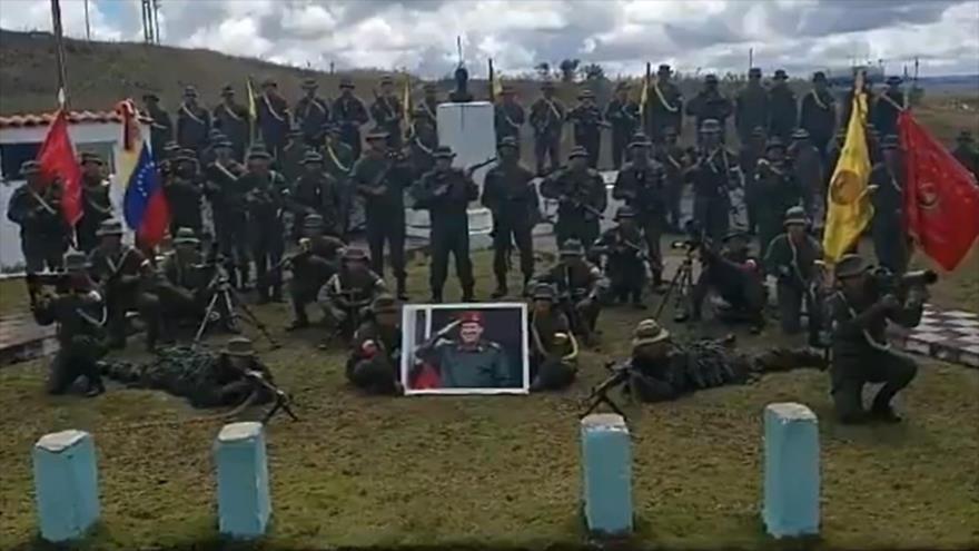 El Batallón Mariano Montilla de Infantería Selva 513 en el sector Luepa del Municipio Gran Sabana en el estado Bolívar, asaltado el 22 de diciembre de 2019.,
