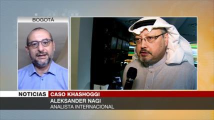 Aleksander Nagi: Arabia Saudí mantendrá su máquina de asesinato