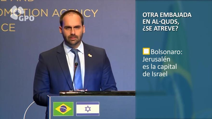 PoliMedios: Otra embajada en Al-Quds, ¿se atreve?