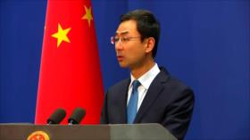 China amenaza con represalias a EEUU por nueva ley sobre Taiwán