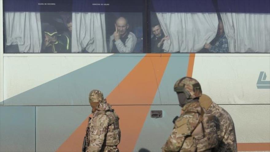 Rusia y Ucrania acuerdan un nuevo canje de prisioneros