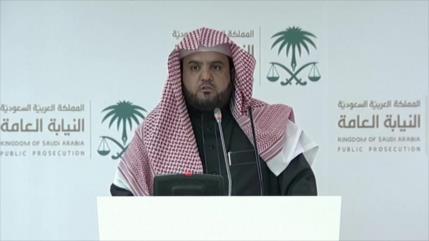 Riad condena a 5 personas a muerte por el asesinato de Khashoggi