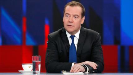 Medvedev a EEUU sobre Nord Stream 2: Lo terminaremos de construir