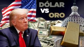 Detrás de la Razón; Irán amenaza con usar oro para atacar el arma de EEUU: dólar
