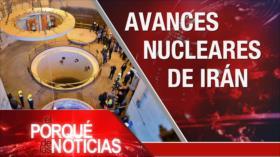 El Porqué de las Noticias: Sanciones contra Irán. Caso Khashoggi. Nueva Constitución en Chile
