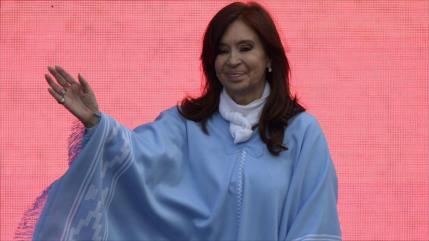 Argentina deroga prisión contra Cristina Kirchner por caso AMIA