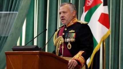 Haaretz: Israel planea tumbar al rey Abdolá II de Jordania