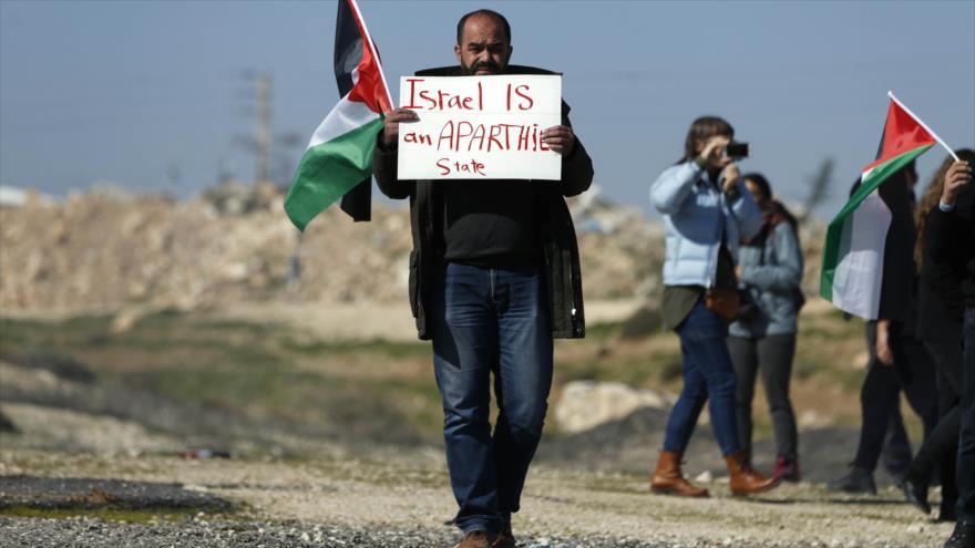 ONU investigará sobre 'apartheid' israelí en ocupada Cisjordania | HISPANTV