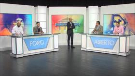 Foro Abierto: Bolivia; advierten de la intención de ilegalizar al MAS