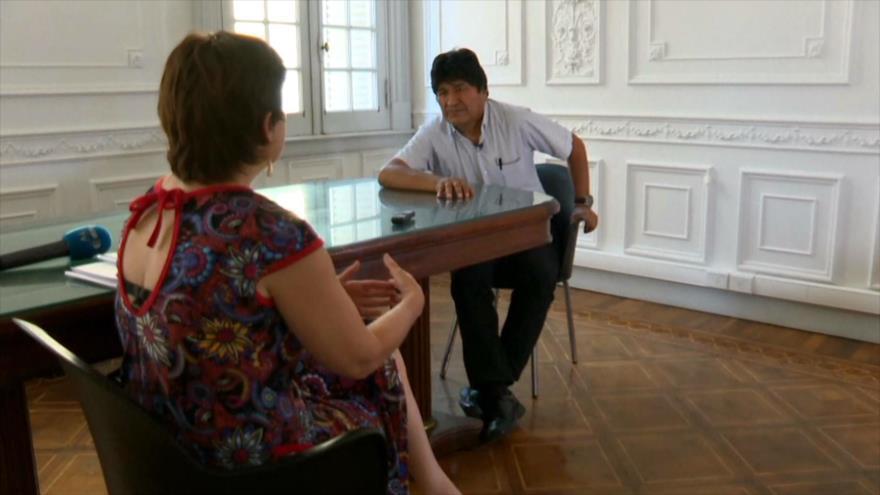 Morales: EEUU está dividiendo a las naciones latinoamericanas