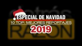 Detrás de la Razón: Especial de Noche Buena; los mejores reportajes; Parte 1