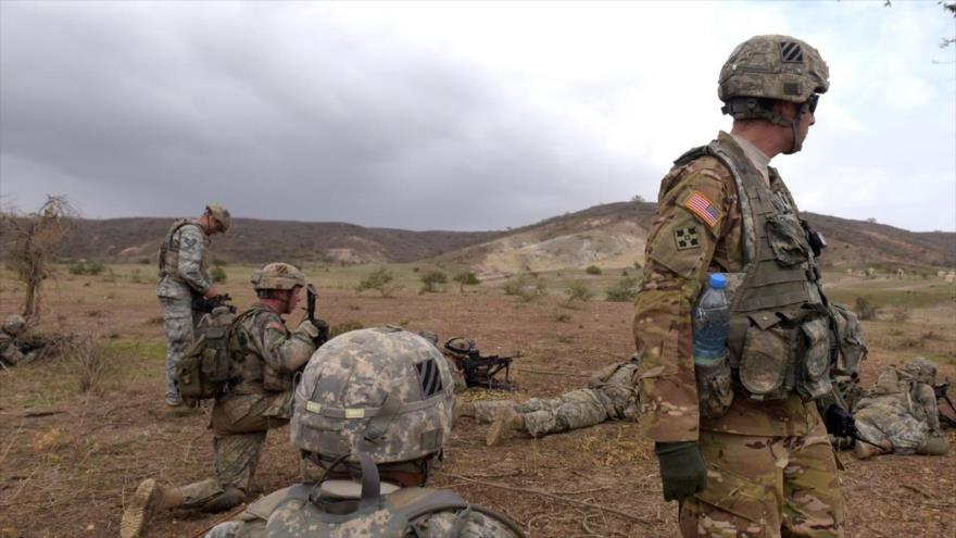 EEUU retirará tropas de África para enfocarse en Rusia y China | HISPANTV