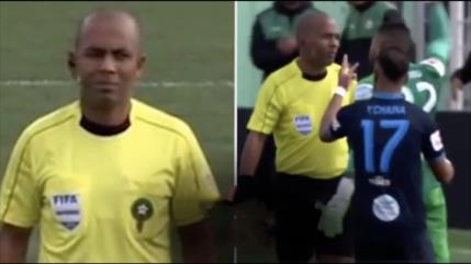 Cesan de por vida a un árbitro por señalar 4 penales muy polémicos