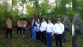 Guerrilla ELN muestra gestos de paz al liberar a 3 secuestrados