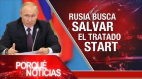 El porqué de las noticias: Avance militar de Siria. Golpe contra Morales. Tensión Rusia-EEUU