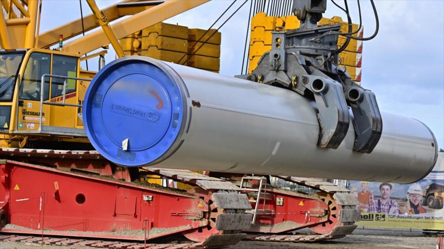 Bloqueo de Nord Stream 2 es interferencia ilegítima de Washington | HISPANTV