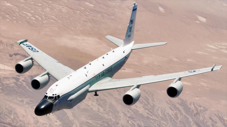 EEUU despliega 4 aviones espías para vigilar península coreana   HISPANTV