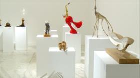 Se celebra la Tercera Exposición de Escultura iraní