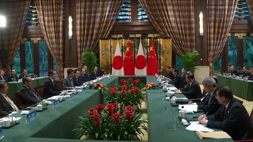 China y Japón abogan por una mayor cooperación