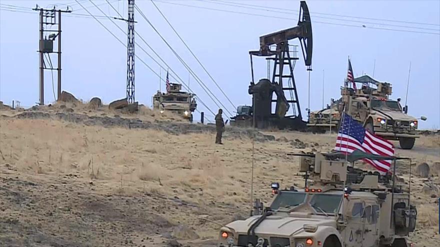 Damasco: Siria planea demandar a EEUU por robar su petróleo | HISPANTV