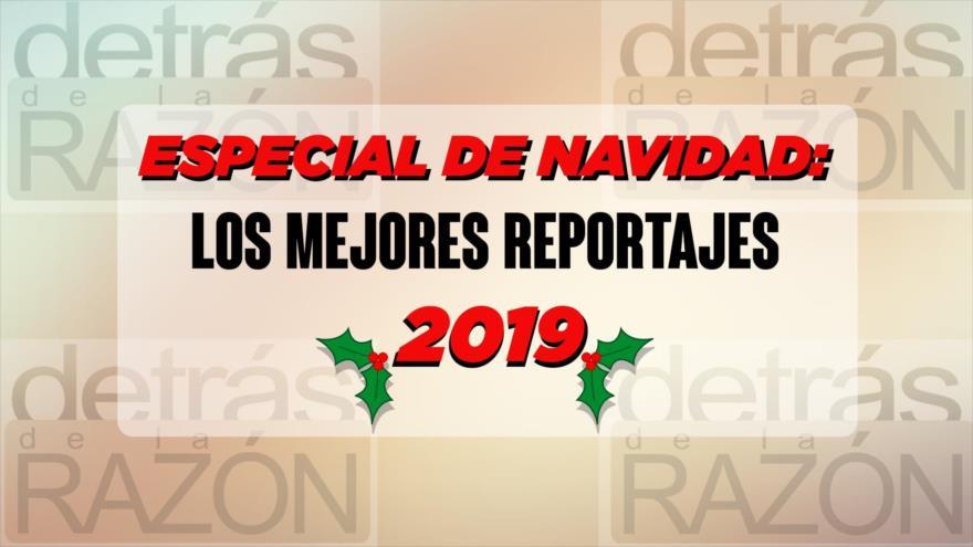 Detrás de la Razón: Especial de Noche Buena; los mejores reportajes; Parte 2