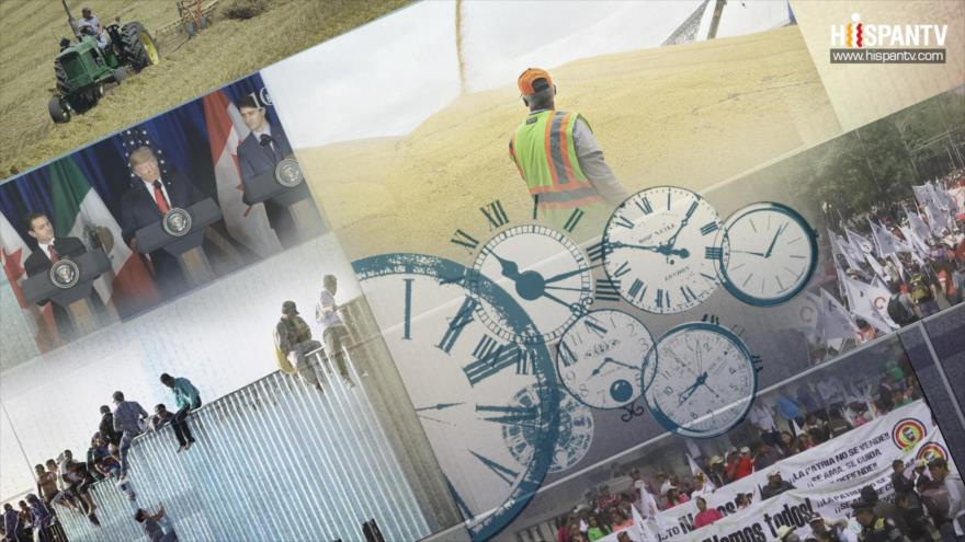 10 Minutos: TLCAN, Maíz, Migración