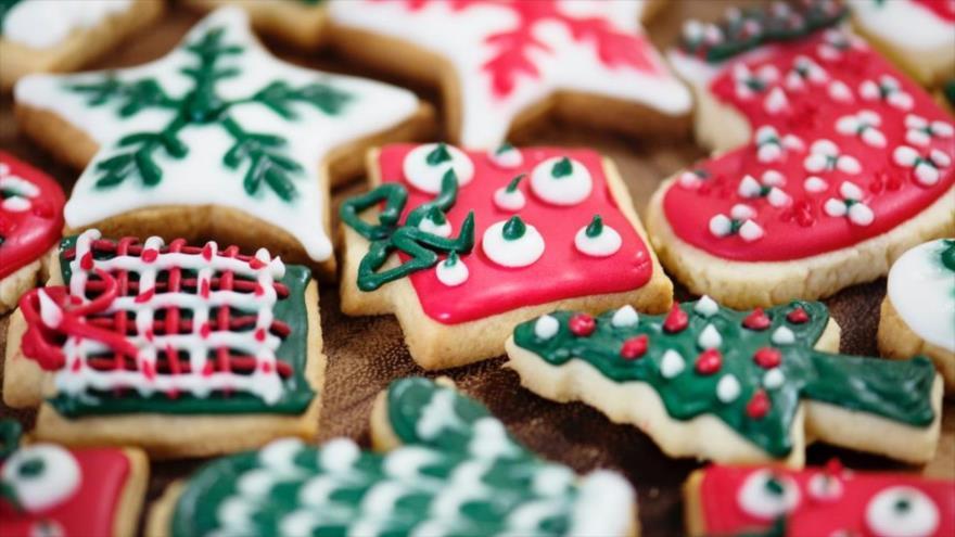 Los dulces navideños pueden causar tristeza y enfermedades depresivas.