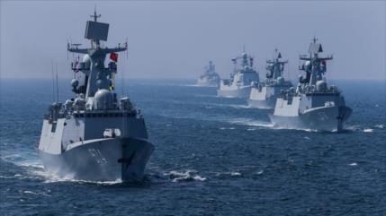 Irán, Rusia y China, listos para su ejercicio naval conjunto