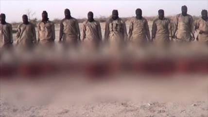 Rama africana de Daesh ejecuta a varios cristianos en Navidad
