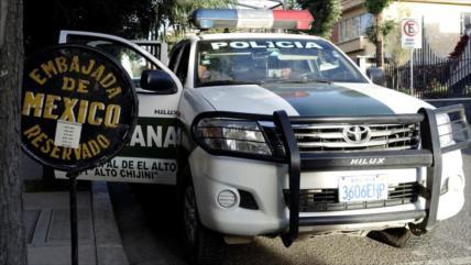 ALBA y Grupo de Puebla apoyan a México en crisis con Bolivia
