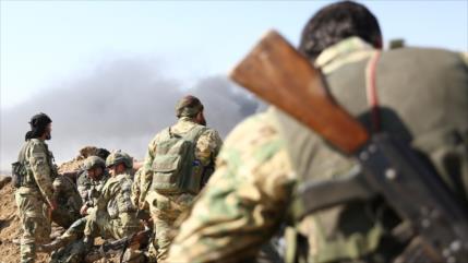 Rebeldes pro-turcos ofrecen $2000 mensual a los que luchen en Libia