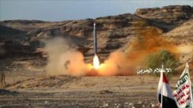 Yemen ataca con misil balístico una base militar saudí en Najran