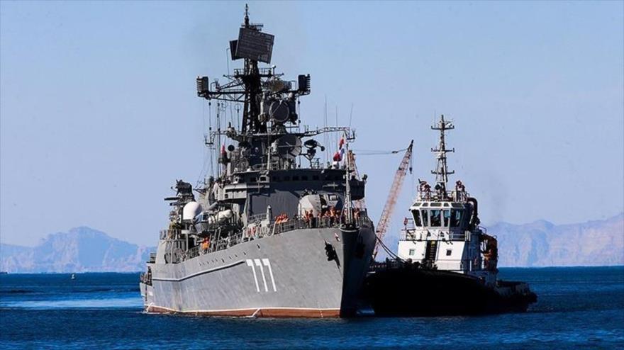 Irán: Maniobras con Rusia y China son aterradoras para EEUU | HISPANTV
