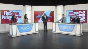 Foro Abierto: Perú; a un mes de las elecciones parlamentarias