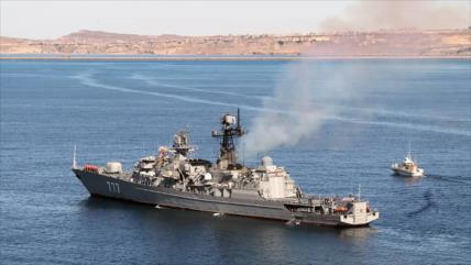'Maniobras navales muestran compromiso iraní con la seguridad'