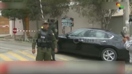 Tensión en Bolivia: Militares agreden a cónsul de España en La Paz