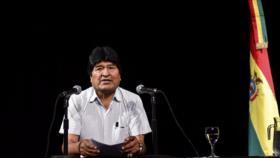 EEUU urge a Argentina que impida actividades políticas de Morales