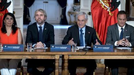 Piñera convoca a la población a participar en el referéndum