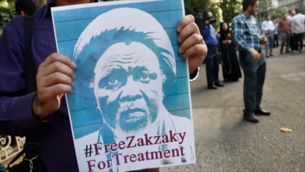 Informe: Hay 43 esquirlas de balas en cuerpo de sheij Al-Zakzaky