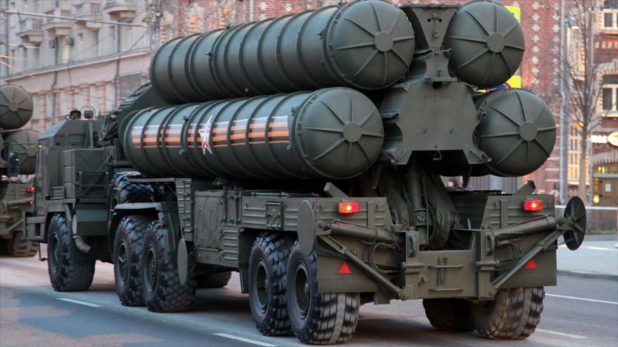 Rusia prueba en 2020 su nuevo sistema antimisiles S-500 | HISPANTV