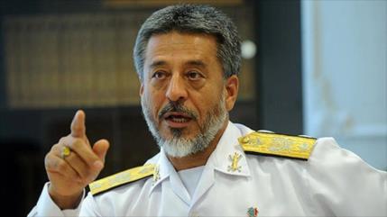 Derribaremos todo artefacto espía en las maniobras Irán-Rusia-China