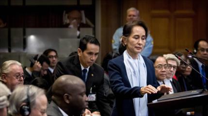 ONU alerta de violaciones a DDHH de los Rohingya en Myanmar