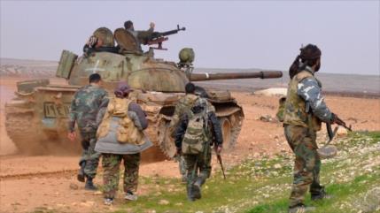 Rusia: Ejército sirio ha matado y herido a 30 terroristas en Idlib